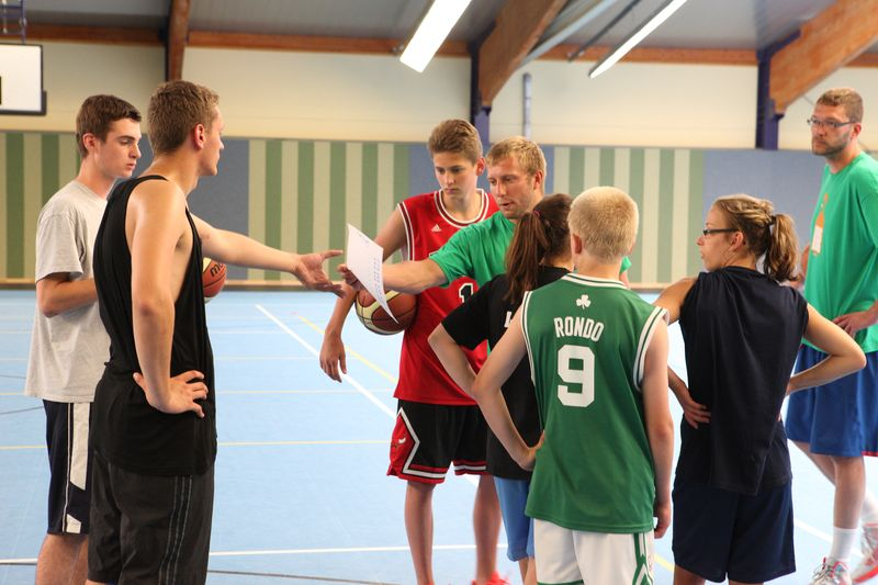 Basketball-Sommercamp 2013 in Graal-Mueritz Tag 3_02