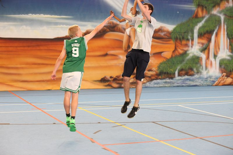 Basketball-Sommercamp 2013 in Graal-Mueritz Tag 3_03