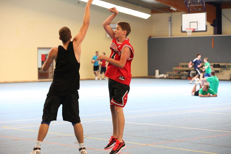 Basketball-Sommercamp 2013 in Graal-Mueritz Tag 3_07