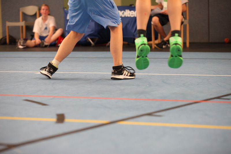 Basketball-Sommercamp 2013 in Graal-Mueritz Tag 3_12