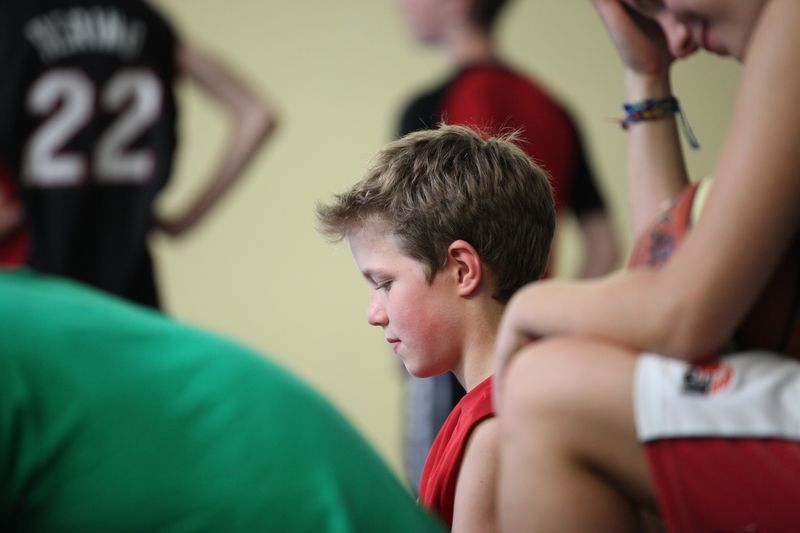 Basketball-Sommercamp 2013 in Graal-Mueritz Tag 3_17