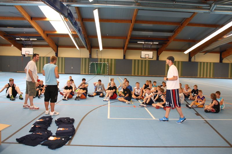 BBall-Camp 2013 – So war´s….