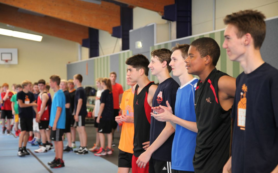 Sommer BBall-Camp 2014 – So war´s….
